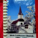 Melo Lutheran Church Cookbook Minnesota Scandinavian Recipes 1992