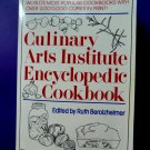 Classic Culinary Arts Institute Encyclopedia Cookbook Soft Cover 1988