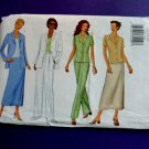 Butterick Pattern # 6546 UNCUT Misses Jacket Skirt Pants Size 12 14 16