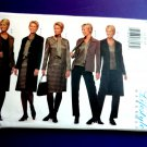 Butterick Pattern # 3254 UNCUT Misses Wardrobe Jacket Top Pants Skirt Size 14 16 18