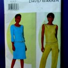 Butterick Pattern # 6936 UNCUT Misses Top Jacket Dress Size 14 16 18