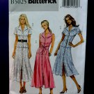 Butterick Pattern # 5025 UNCUT Top Flared Dress Size 8 10 12 14