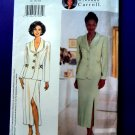 Butterick Pattern # 5479 UNCUT Misses Jacket Skirt Size 14 16 18
