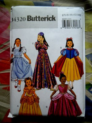 B3714 | Girls' Dress | Children/Girls/Boys | Butterick Patterns