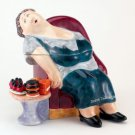 Funny Cookie Jar ~ Inclined Towards Desserts