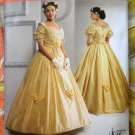 Simplicity Pattern # 2881 UNCUT Misses Civil War Dress Size 16 18 20 22 24