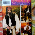 Simplicity Pattern # 4923 UNCUT Men's Costume Pirate Patriot Size Large XL