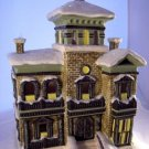it's (Its) A Wonderful Life Bedford Falls POTTER'S MANSION Enesco Village Series