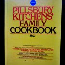 Vintage 1979 Pillsbury KITCHENS' FAMILY Cookbook HC