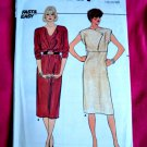Butterick Pattern # 6837 UNCUT Misses Pull-Over Dress Size 12 14 16