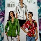 Vogue Pattern # 8248 UNCUT Misses Shirt Size 14 16 18 20