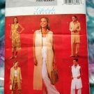 Butterick Pattern # 4239 UNCUT Misses Wardrobe Duster Dress Pants Size 20 22 24