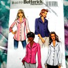 Butterick Pattern # 4659 UNCUT Misses Blouse/Shirt Size 16 18 20 22