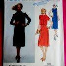 Vogue Paris Pattern # 1626 UNCUT Misses Dress Jacket Size 16 Designer Molyneux