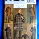 Butterick Pattern # 5103 UNCUT Misses Wardrobe Jacket Coat Skirt Pants Size 8 10 12 14