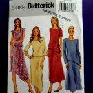 Butterick Pattern# 4064 UNCUT Misses Top Skirt Asymmetrical Size 20 22 24