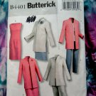 Butterick Pattern # 4401 UNCUT Misses Wardrobe Dress Tunic Pants Size 14 16 18 20