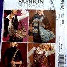 McCalls Pattern # 5198 UNCUT Hobo Bag Handbag Purse NEW