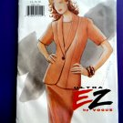 Vogue Pattern # 9260 UNCUT Misses Jacket Dress Size 12 14 16