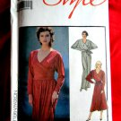 Style Pattern # 1456 Misses Wrap Top Skirt Pants Size XL