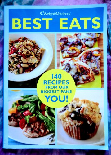 Weight Watchers BEST EATS Cookbook 140 Recipes