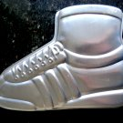 Wilton Tennis Shoe or Old School SNEAKER Cake Pan # 502-1964  Vintage 1979