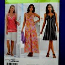 Simplicity Pattern # 2657 UNCUT Misses Summer Top Dress Shorts Size 8 10 12 14 16
