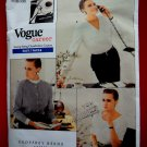Vogue Pattern # 2033 UNCUT Misses Blouse Tops Size 18 20 22 Career