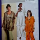 Butterick Pattern # 4816 UNCUT Misses Woman's Summer Tunic Pants Size 18 20 22 24