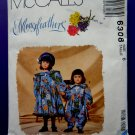 McCalls Pattern # 6308 UNCUT Girls Dress Jumpsuit Size 6