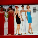 Butterick Pattern # 5541 UNCUT Misses Dress Long Short Size 6 8 10