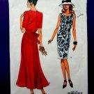Vogue Pattern # 8690 UNCUT Misses Summer Dress Size 6 8 10