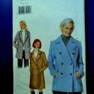 Butterick Pattern # 6775 UNCUT Misses /Misses Petite Coat Size 12 14 16