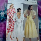 Butterick Pattern # 3174 UNCUT Misses Special Occasion Dress Size 12 14 16
