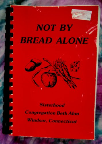 Windsor, CT Beth Ahm Jewish Cookbook 1985 Connecticut