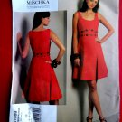 Vogue Pattern # 1089 UNCUT Dress by Badgley Mischka Size 16 18 20 22
