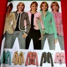 Simplicity Pattern # 4635 UNCUT Misses Jacket Variations Size 6 8 10 12