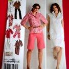 Simplicity Pattern # 2894 UNCUT Misses Dress/Tunic Pants Shorts Size 20 22 24 26 28