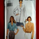Vogue Pattern # 9129 UNCUT Misses Blouse/Tunic Variations Size 18 20 22