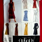 Vogue Pattern # 2412 UNCUT Misses Dress Variations Size 20 22 24