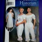 Simplicity Pattern # 9769 UNCUT Misses Costume Civil War Underwear Undergarments Size 14 16 18 20