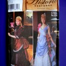 Simplicity Pattern # 5457 UNCUT Misses Costume Victorian Gown /Dress Size 14 16 18 20