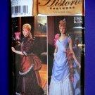 Simplicity Pattern # 5457 UNCUT Misses Costume Victorian Gown /Dress Size 14 16 18 20