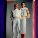 Butterick Pattern # 6119 UNCUT Misses Shirt Skirt Pants Size 12 14 16