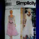 Simplicity Pattern # 8902 UNCUT Misses Formal Lined Dress Size 12 14 16 Jessica McClintock