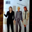 Butterick Pattern # 6826 UNCUT Misses Jacket Skirt Pants Size 12 14 16