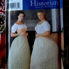 Simplicity Costume Pattern # 7216 UNCUT Misses Crinoline Hoopskirt Size 6 8 10 12 Civil War