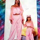 Butterick Pattern # P 420 UNCUT Misses Girls Costume Harem Adult Size Small Medium Large