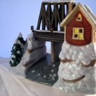 It's (Its) A Wonderful Life The BRIDGE Bailey RARE Enesco Village Series 2 II