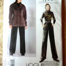 Vogue Pattern # 2345 UNCUT Misses Pants and Jacket by Montana Paris Original Size 12 14